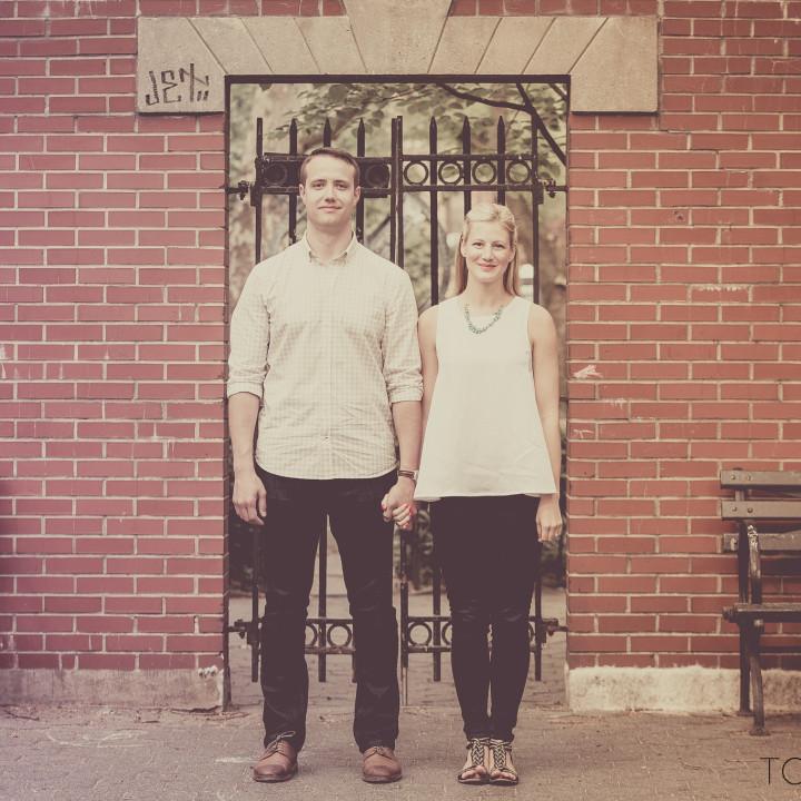 KIM + BEN : NEW YORK, NY