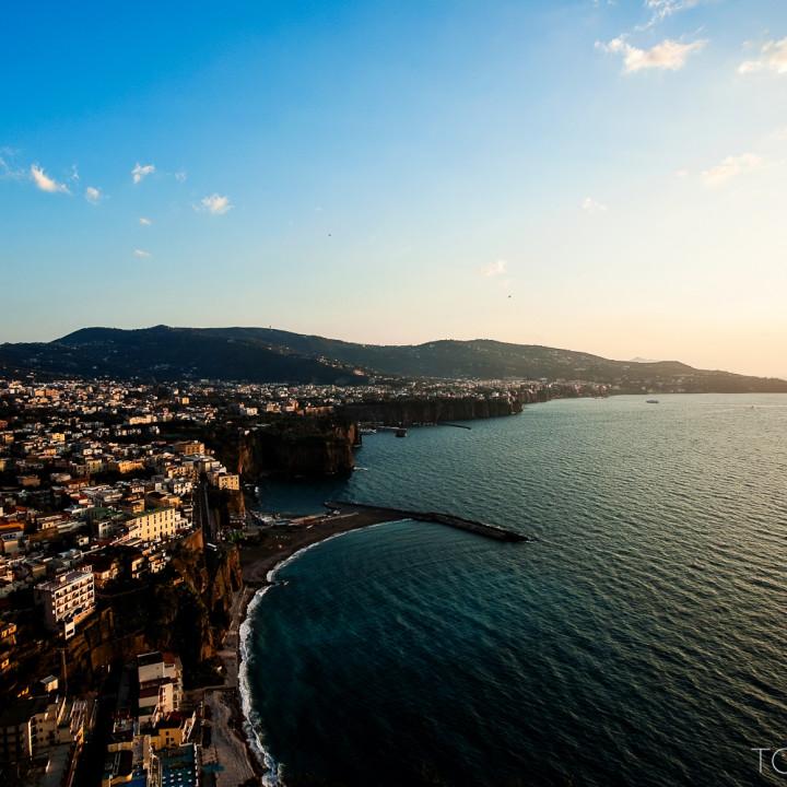 SOUTHERN ITALY : SICILIA - CALABRIA - AMALFI
