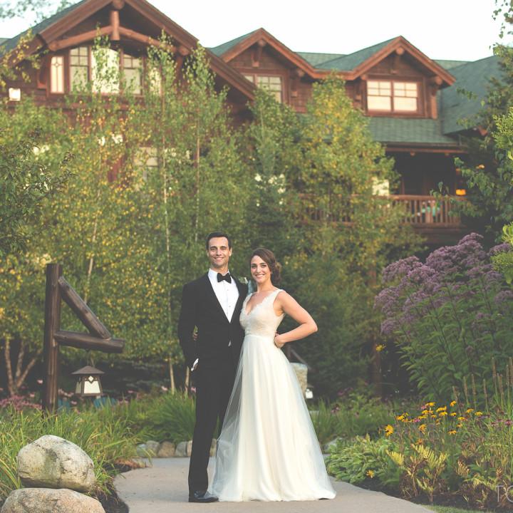 ADIRONDACK WEDDING : LAKE PLACID : WHITEFACE LODGE : CHRISTINA + RICK