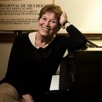RITA SHANE (IN MEMORIAM) : EASTMAN SCHOOL OF MUSIC : CELEBRITY PORTRAIT