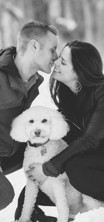 ROCHESTER NY WEDDING ENGAGEMENT PHOTOGRAPHY : COURTNEY + MARK