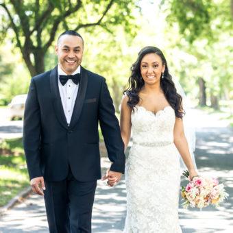 ROCHESTER NY WEDDING PHOTOGRAPHS : STRATHALLAN HOTEL : ANJALI + MICHAEL