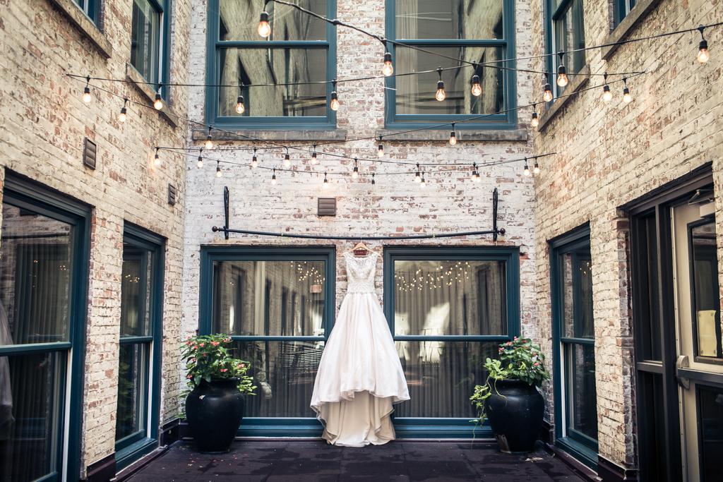 Buffalo Ny Wedding Photography Delaware Park Lafayette Hotel Kristen Andrew
